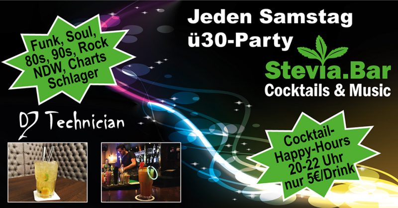 ü30-Party-Herford