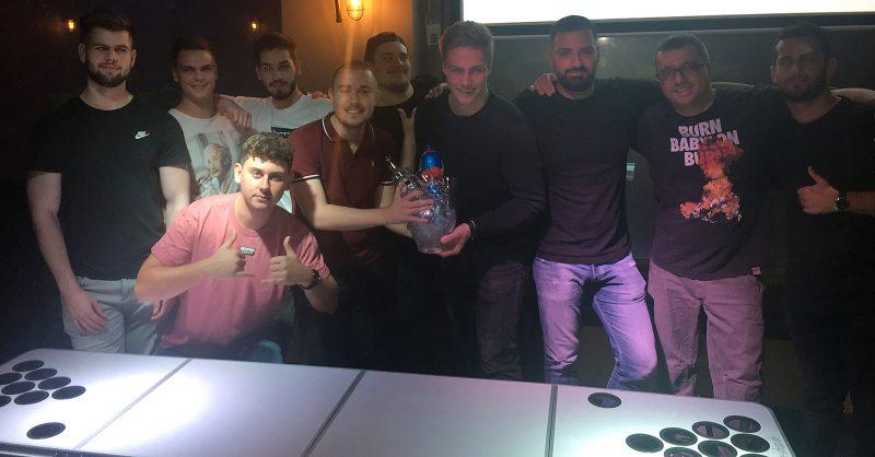Beer Pong Turnier Herford