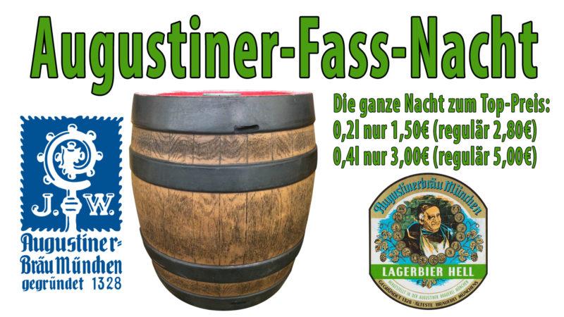 Augustiner-Fass-Nacht