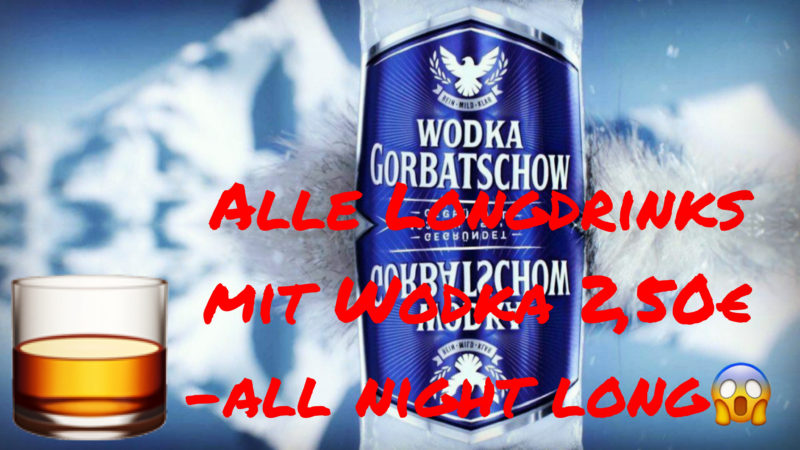 Wodka-Party-Herford